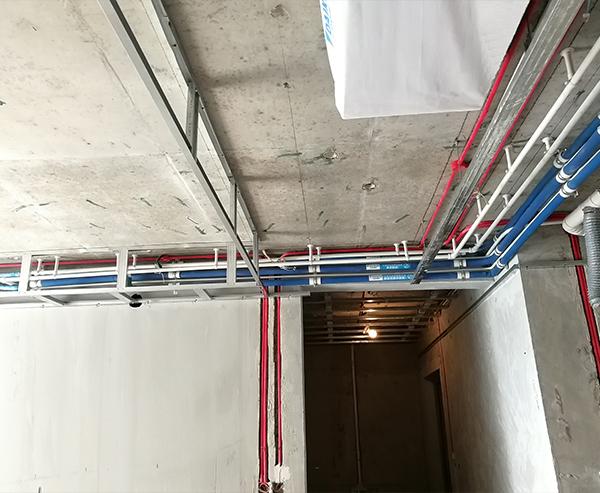 家用中央空调安装实例八