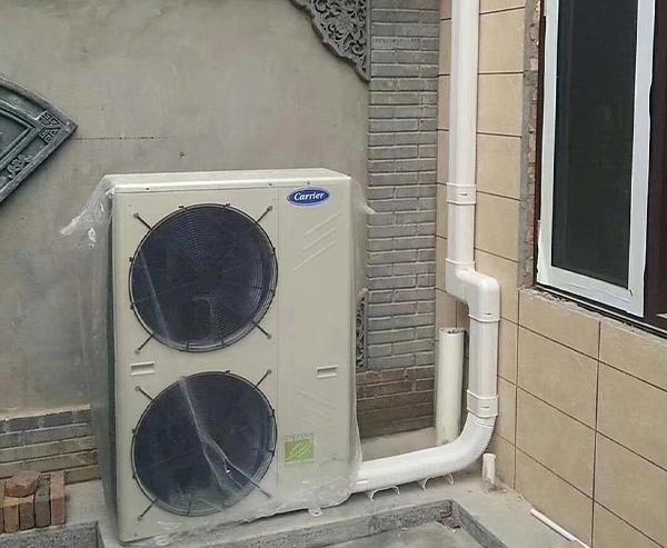 家用中央空调安装实例十三