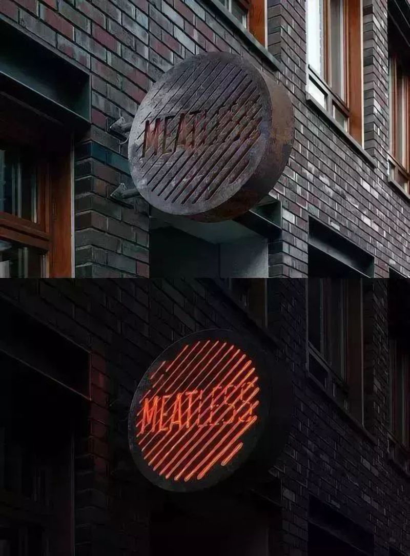 打造与众不同的灯箱广告招牌,这篇文章足够了!