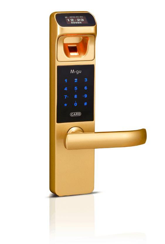 西安智能密码锁