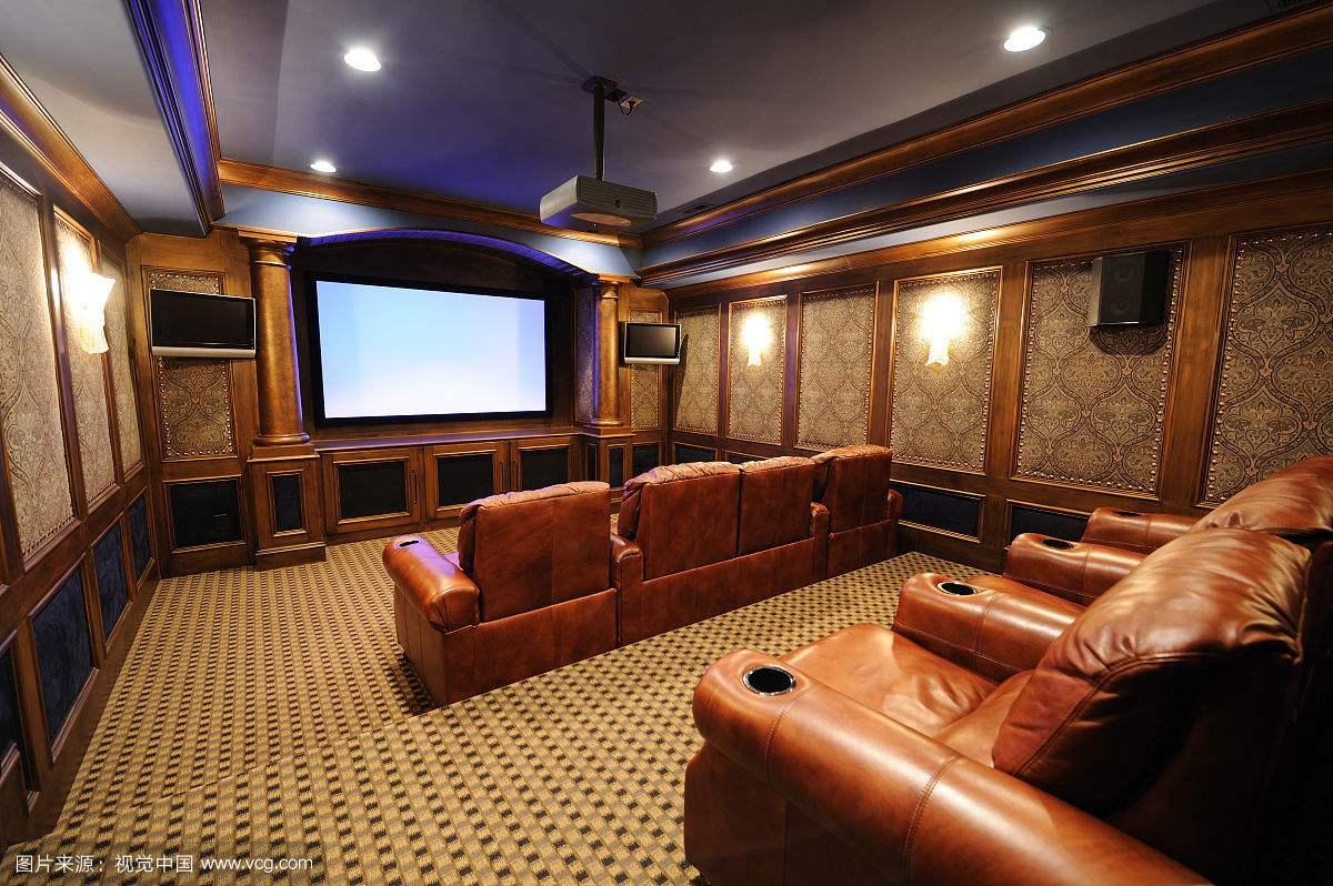 私人家庭影院