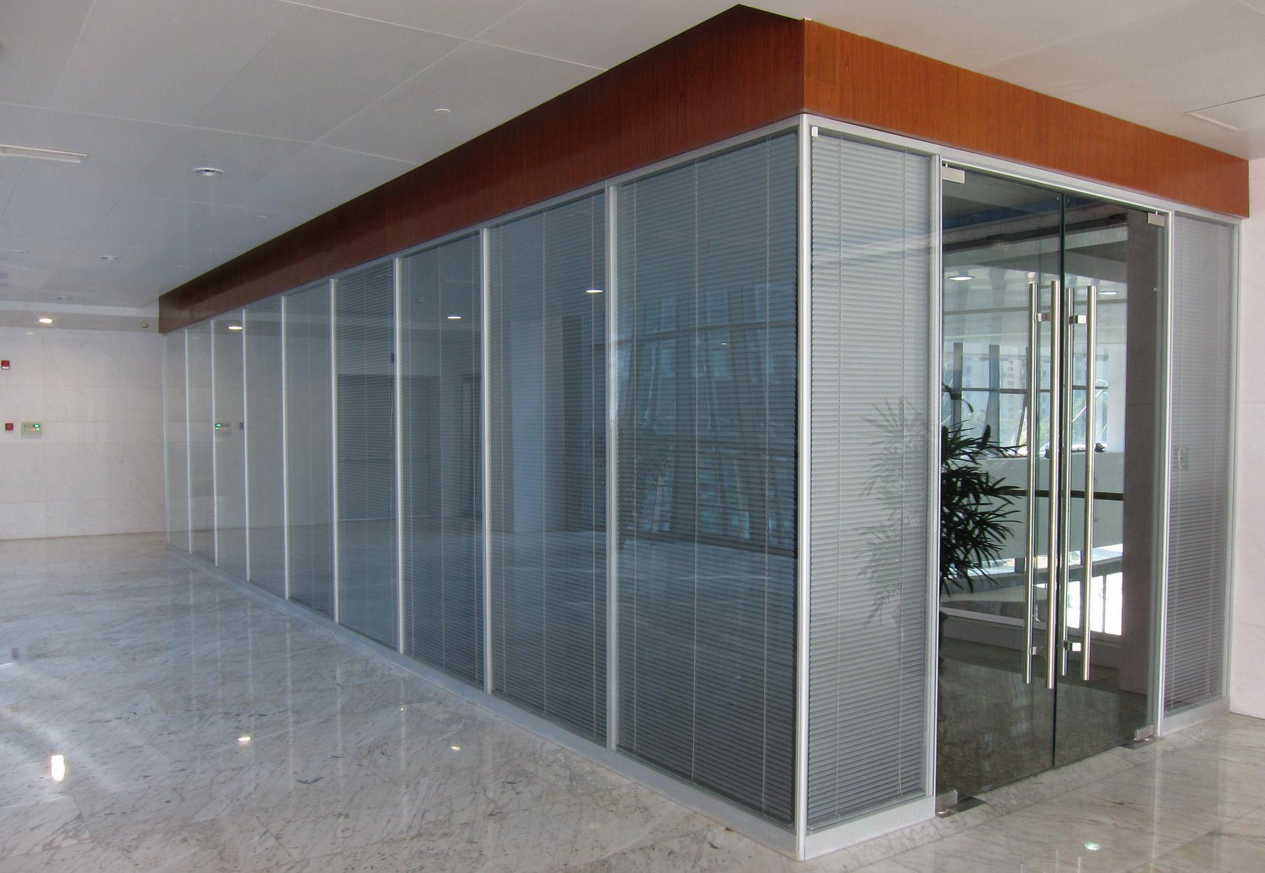 办公玻璃高隔断