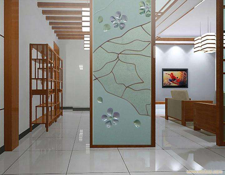 西安活动玻璃隔断墙安装就找西安大名装饰高隔间
