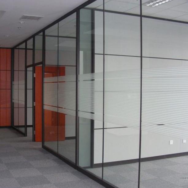 玻璃隔断高隔间