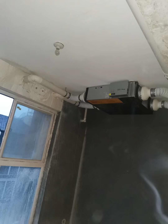 格力家用風管機