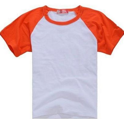 西安儿童圆领广告衫