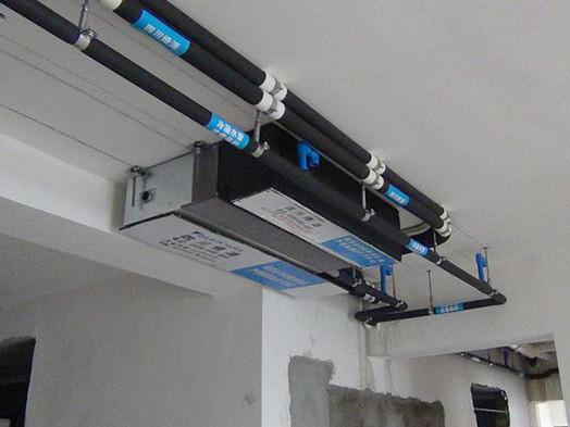 抗震支架系统设置可有效减轻二次伤害