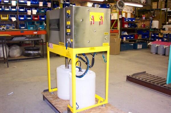 UG6000喷枪清洗机