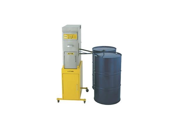 蒸汽加热的溶剂回收机