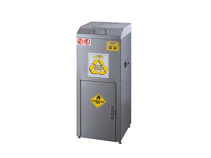 西安溶剂回收机设备