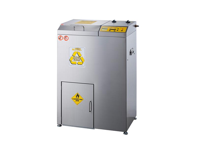 溶剂回收机管道出现堵塞如何解决?