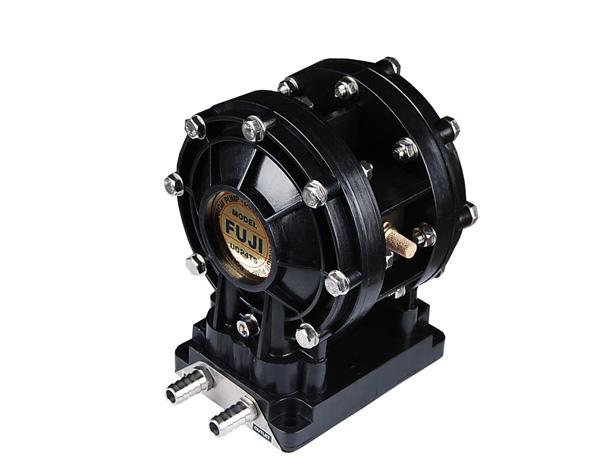 大山微型气动隔膜泵技术特点视频介绍