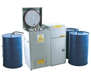 洗枪水也可以使用溶剂回收机进行回收再利用