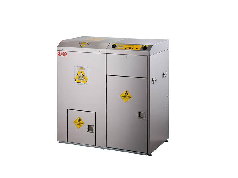 不锈钢溶剂回收机