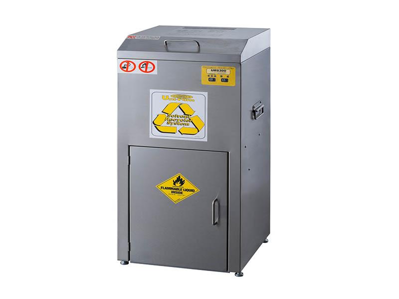 智能数控防爆溶剂回收机