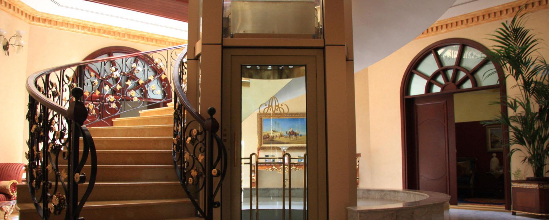 选择标准高档家用别墅电梯的几大理由