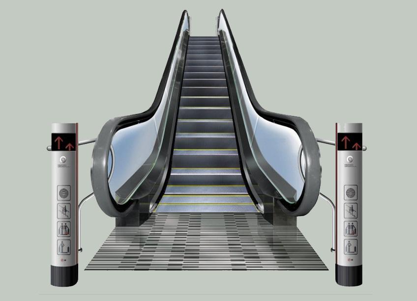 西宁自动人行道扶梯