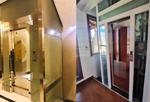 西安小机房家用电梯