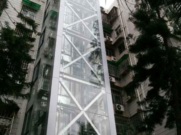 西安小区楼房加装电梯