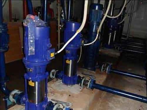水泵安装维修