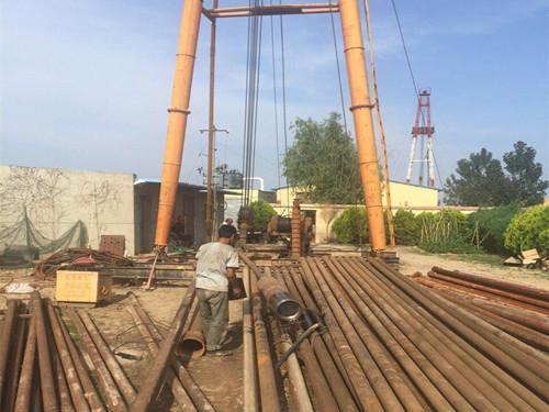 地质钻探工程