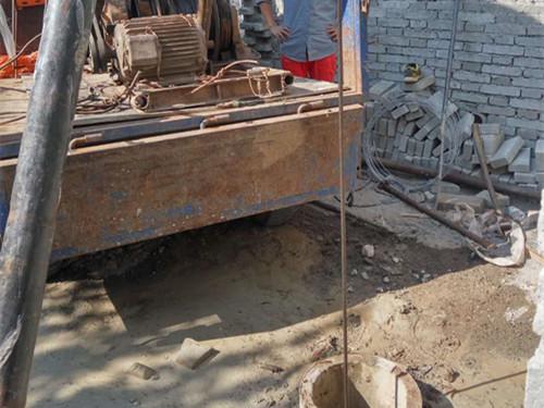 降水井施工