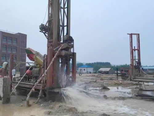 工厂饮水井
