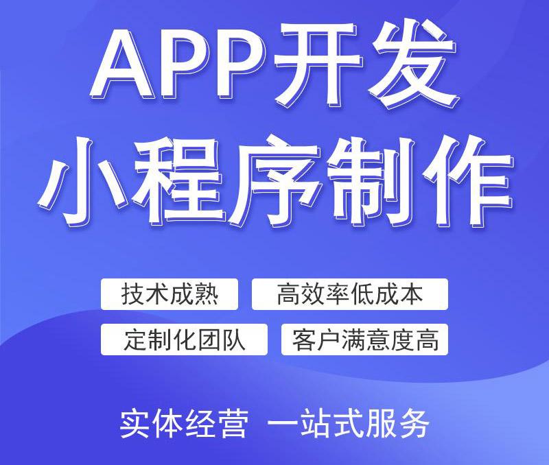 西安小程序开发定制