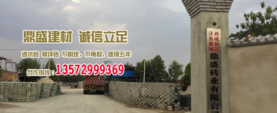 西安透水砖厂