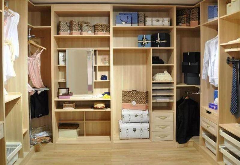 西安床衣柜定制的材料选用