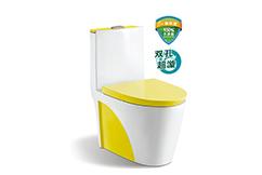 马桶系列et2373黄色