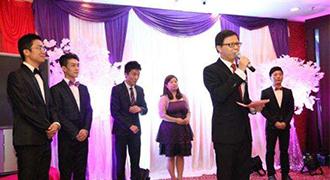 西安婚礼培训学校