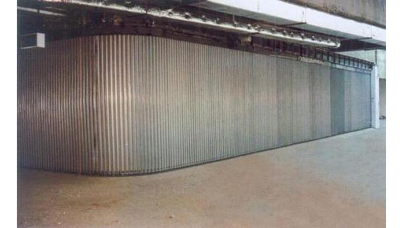 公共场所钢质防火卷帘的质量标准要求