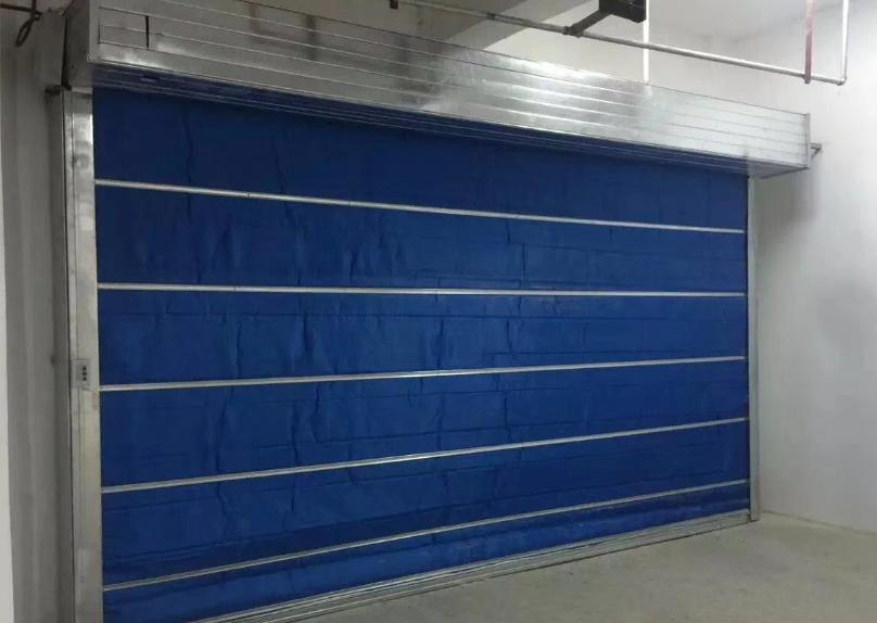 西安超市防火卷帘门