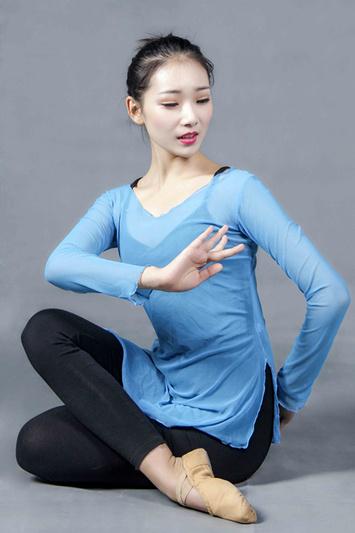 高静涵 舞蹈老师