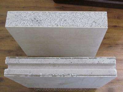 轻质复合夹芯板