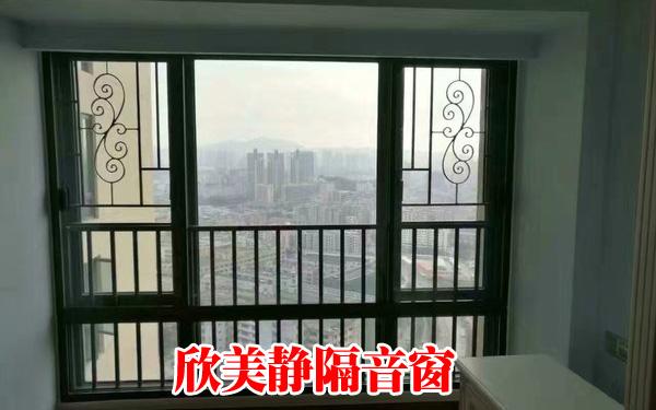 西安欣美静隔音窗较普通窗具备哪些优势