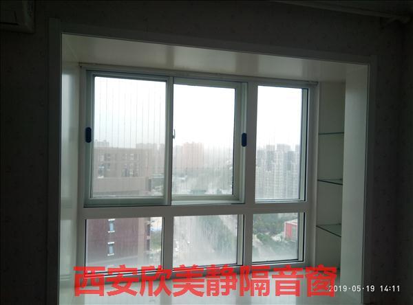 汉中隔音窗加装改造