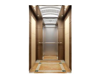 曳引驱动乘客电梯