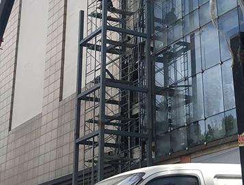 钢结构快装电梯