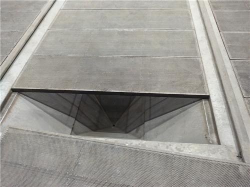 风力回收式喷砂房蜂窝地板、格栅