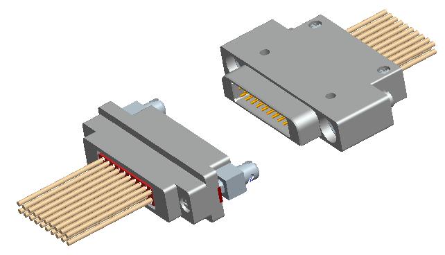 陕西华达连接器厂家浅析微矩形电连接器的使用注意事项