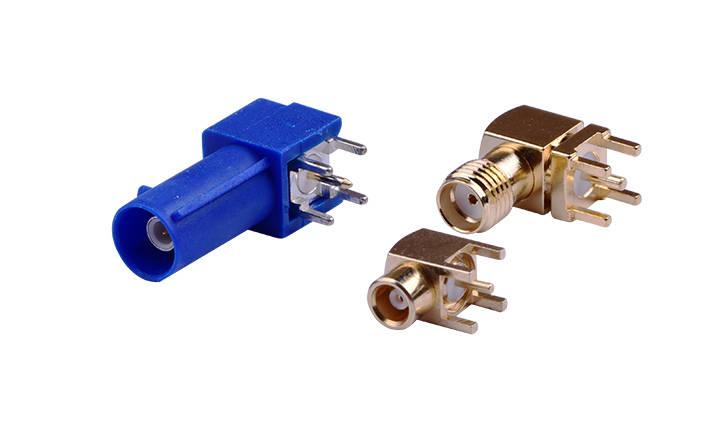 华达连接器的焊接流程