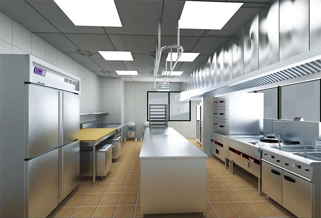 辉煌厨具解析商用厨房装修时瓷砖的选择技巧