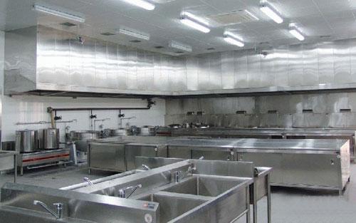 注重环保厨具的生产是厨房设备厂家必修课题