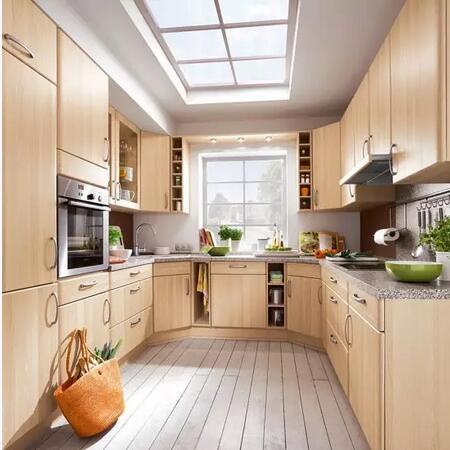 辉煌厨具给您解析怎样将厨房空间最大化 小户型厨房装修效果图图片