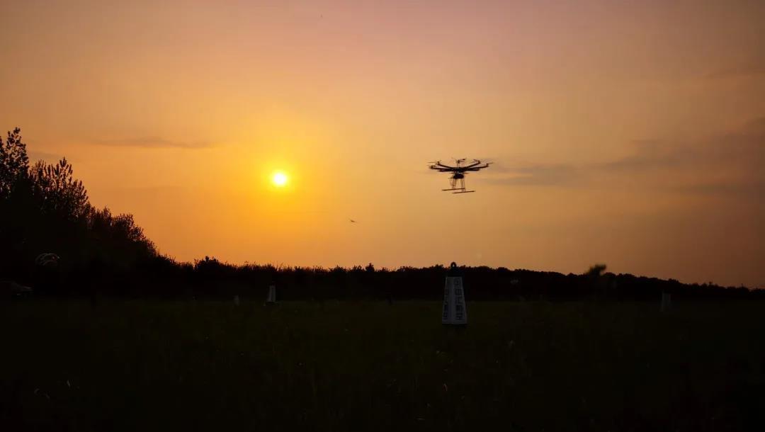 无人机培训基地