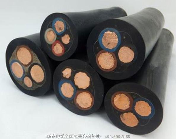 矿用橡套电缆-01