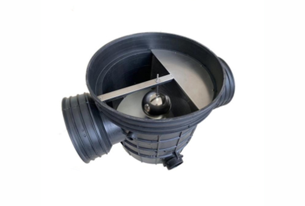 西安雨水收集-弃流过滤装置