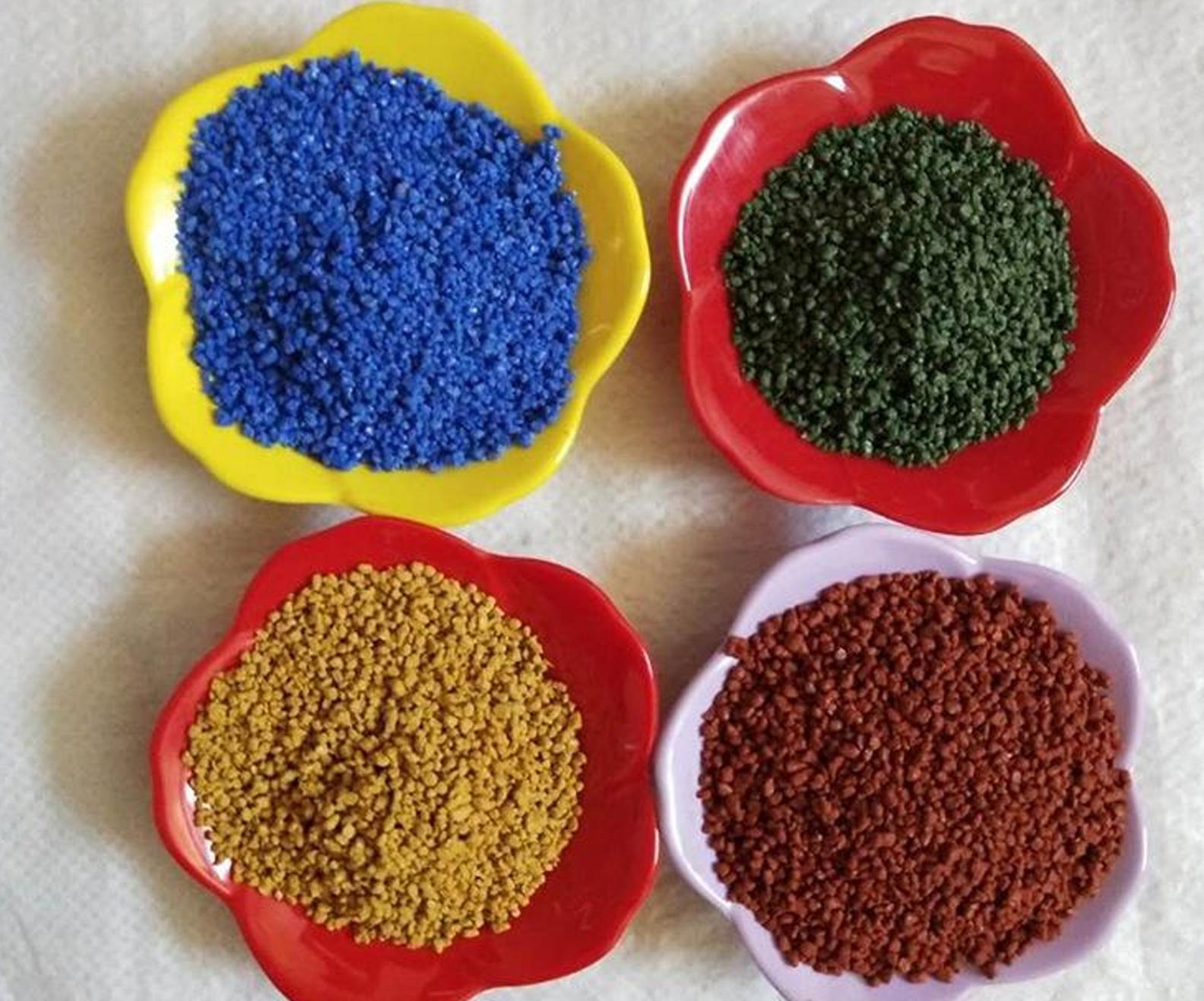 渭南彩色陶瓷颗粒